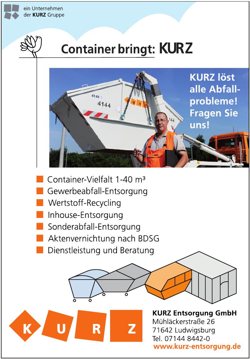KURZ Entsorgung GmbH