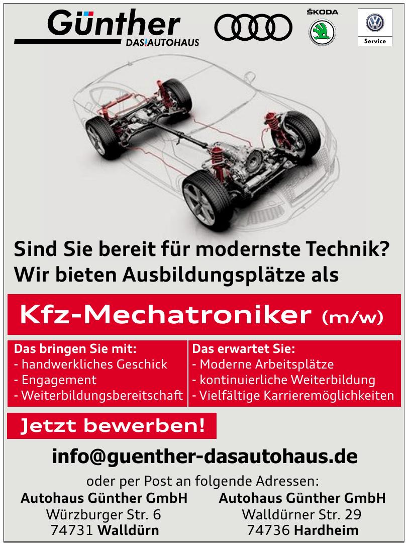 Autohaus Günther GmbH