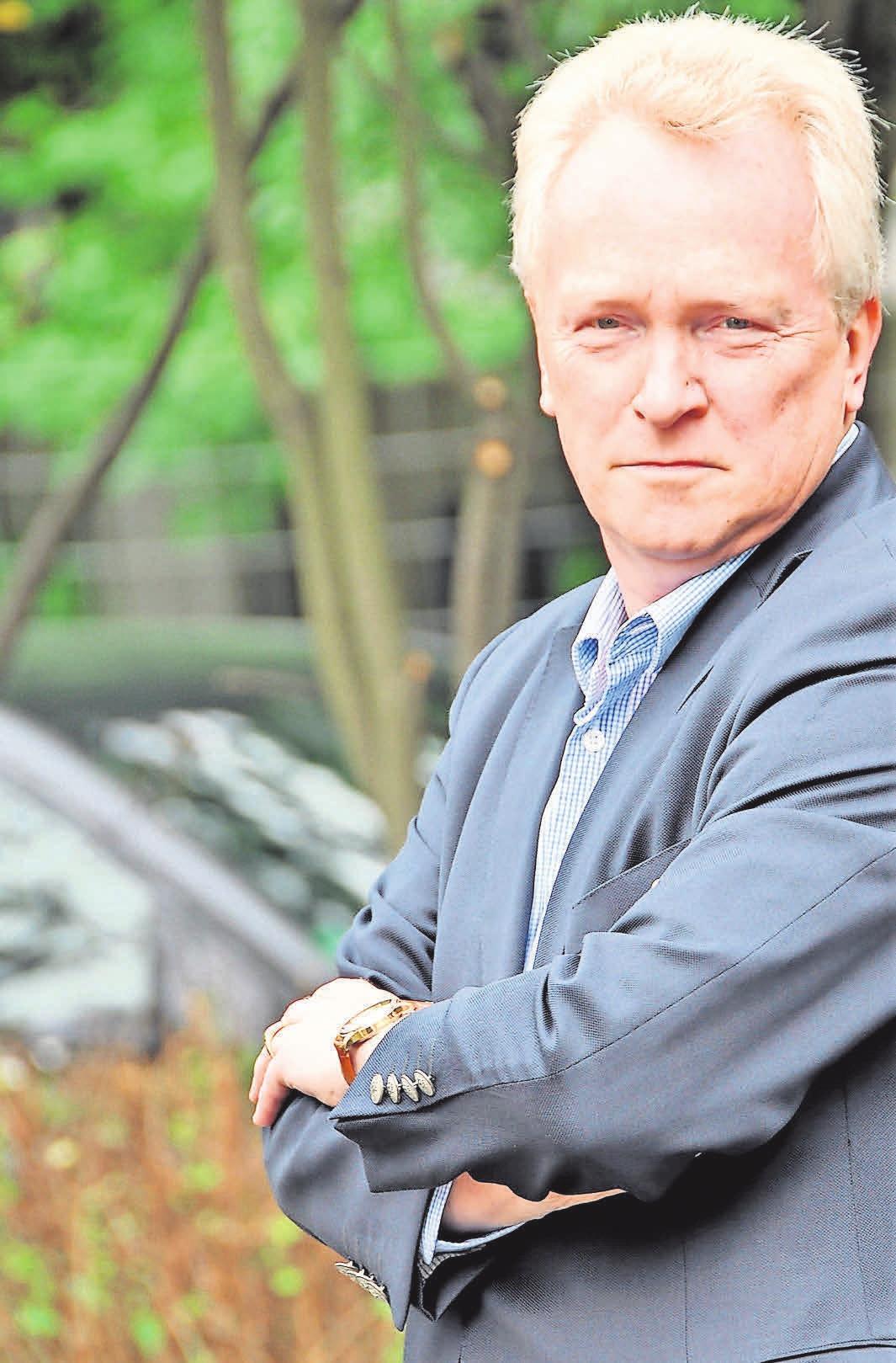 Peter Busche, der Vorsitzende der Gemeinschaft Kirchröder Kaufleute (GKK) fordert unter anderem mehr Parkraum in den Stadtteil.