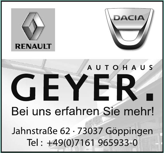 Autohaus Geyer