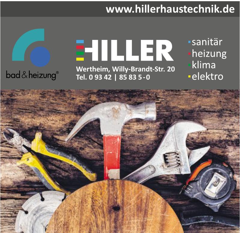 Hiller Haustechnik GmbH & Co. KG