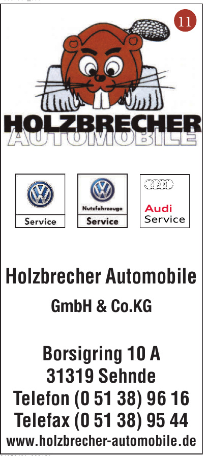 Holzbrecher Automobile GmbH & Co. KG