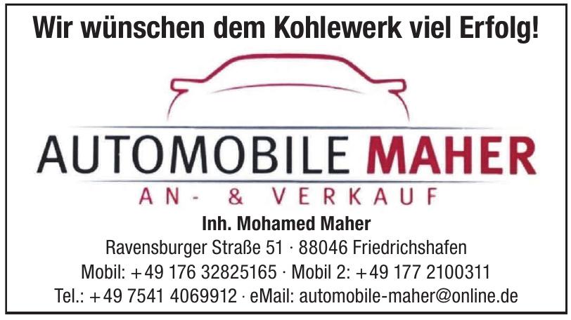Automobile Maher