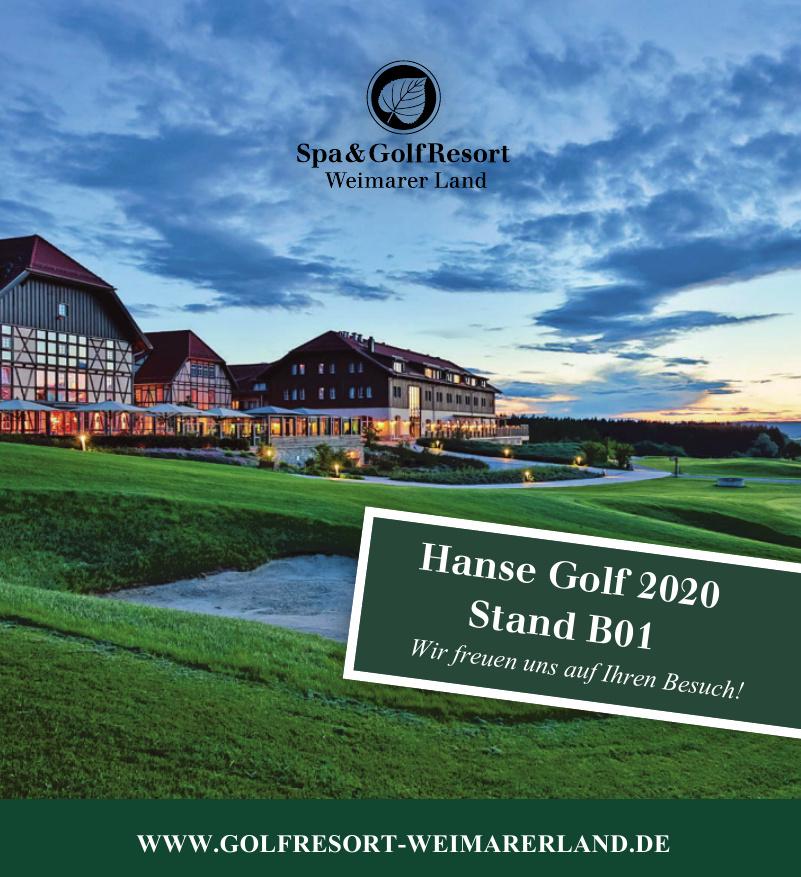 Spa & Golf Resorts Weimarer Land