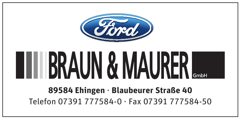 Braun & Maurer GmbH