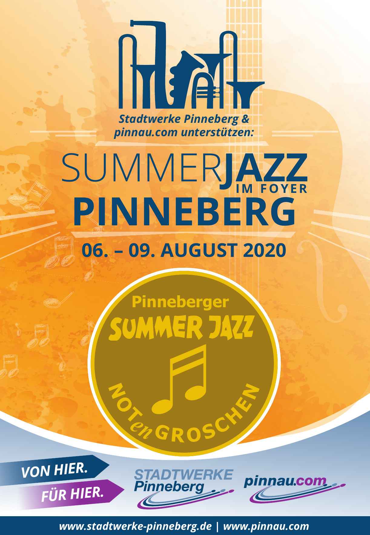 Stadtwerke Pinneberg & pinnau.com