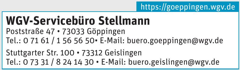WGV Servicebüro Stellmann