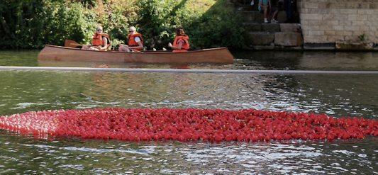 Das Teufele-Rennen, das dieses Jahr am Sonntag stattfindet, ist wieder einer der Höhepunkte des Rottenburger Neckarfestes.