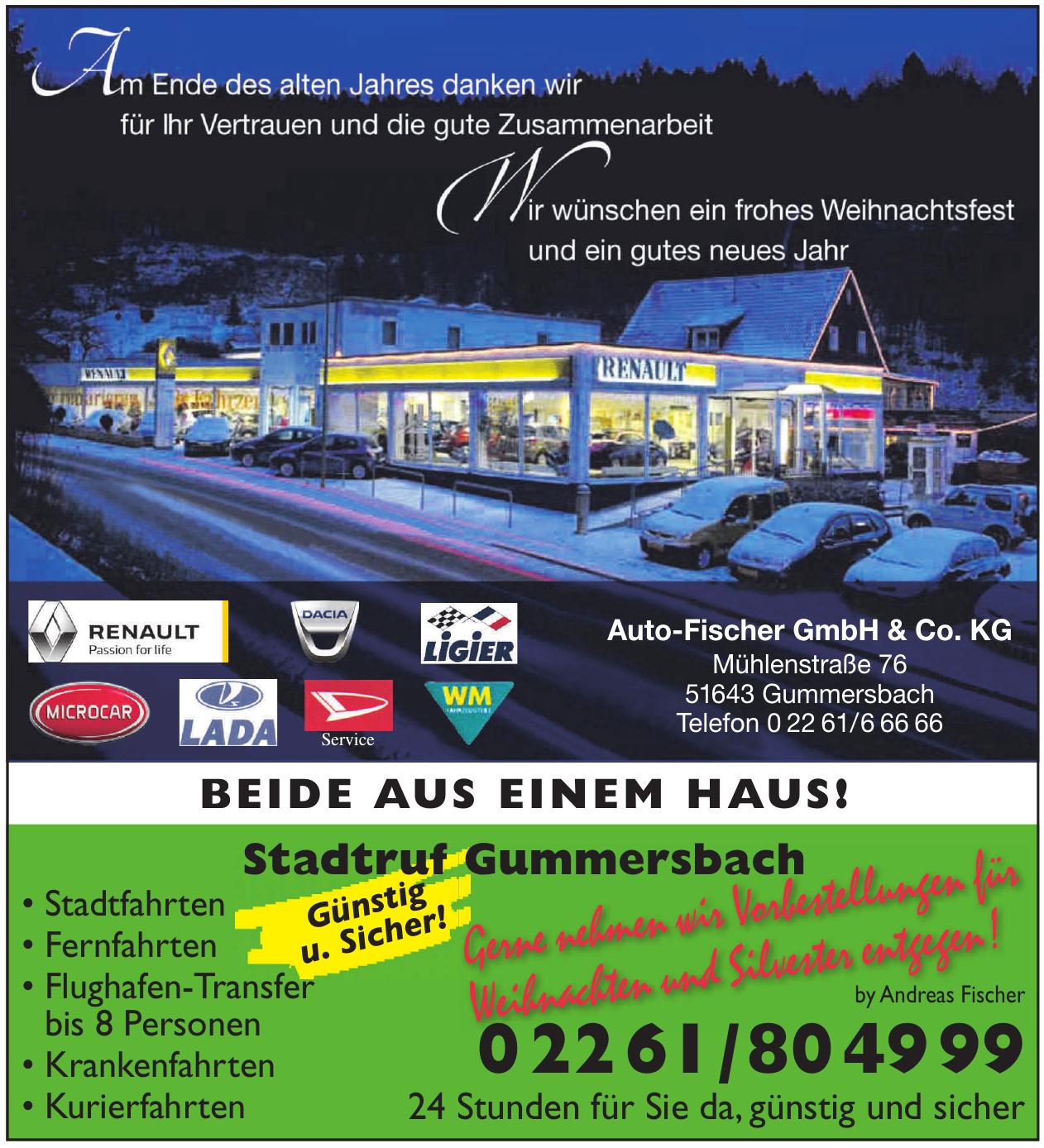 Auto-Fischer GmbH & Co. KG