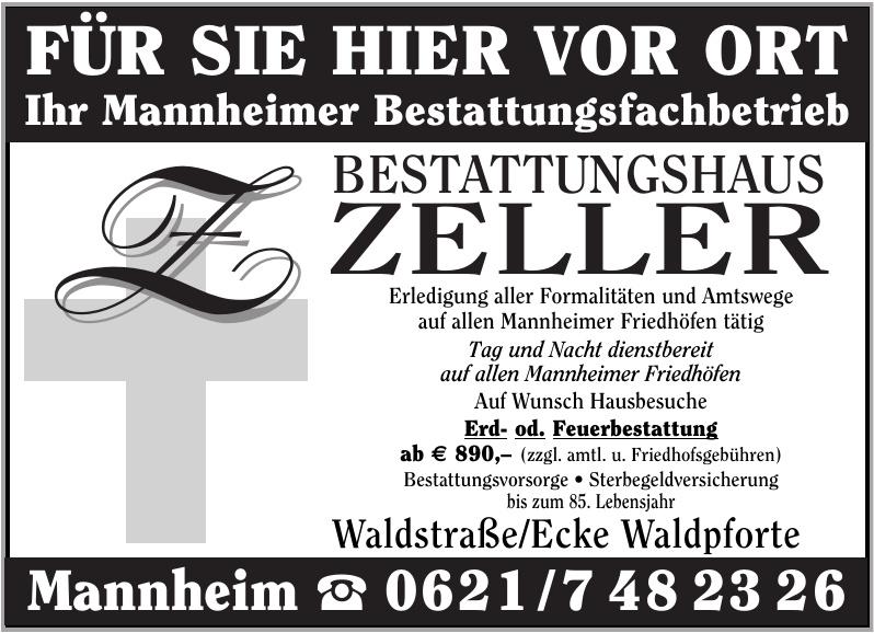 Bestattungshaus Zeller