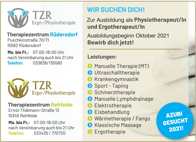 Therapiezentrum Rüdersdorf