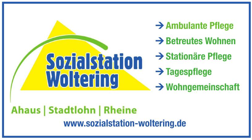 Sozialstation Woltering