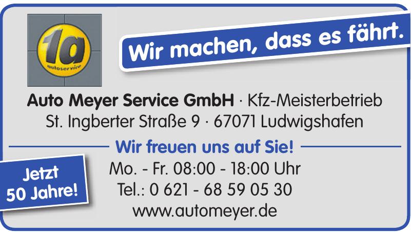 Auto Meyer Service GmbH
