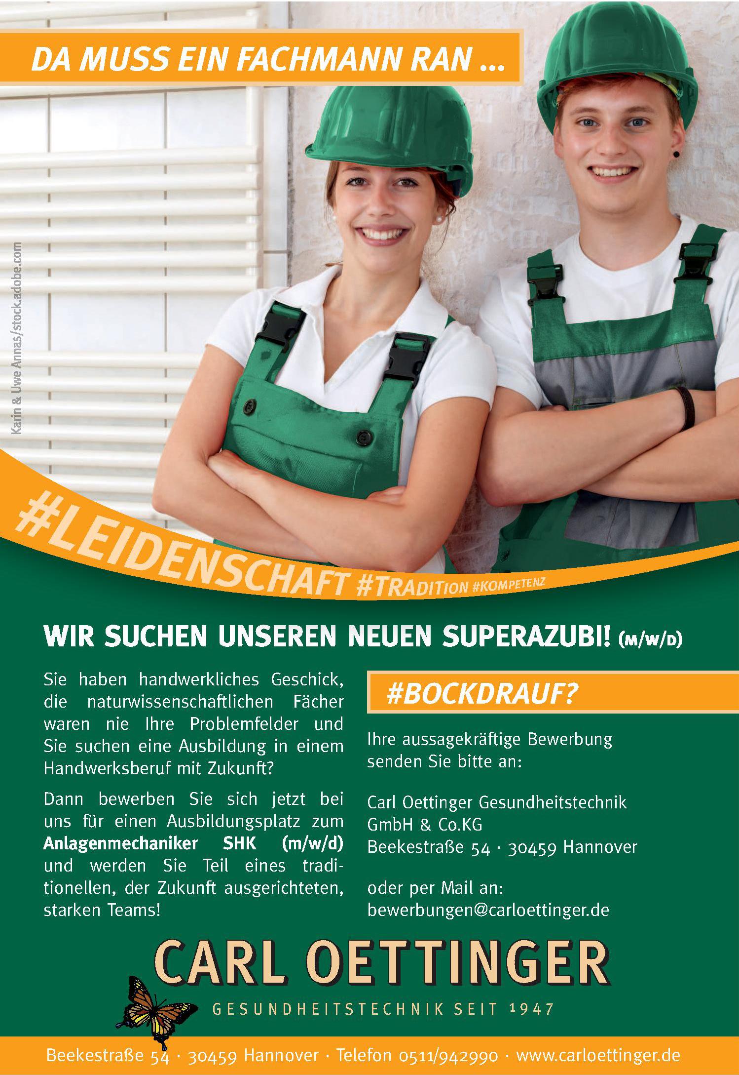 Carl Oettinger Gesundheitstechnik GmbH & Co.KG