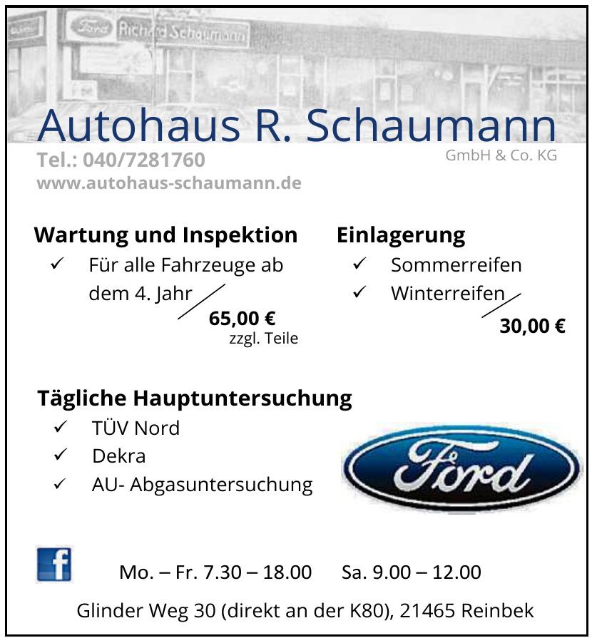 Autohaus R. Schaumann GmbH & Co. KG