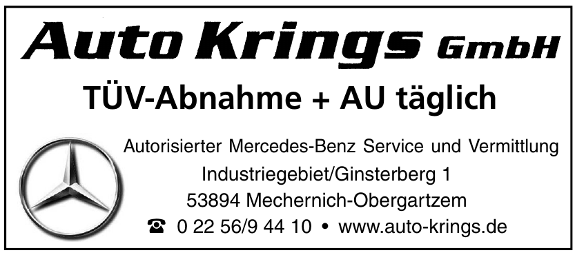 Auto Krings GmbH
