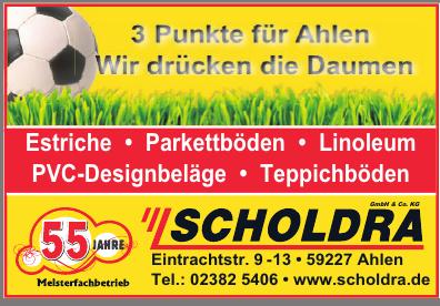 Scholdra GmbH & CO. KG