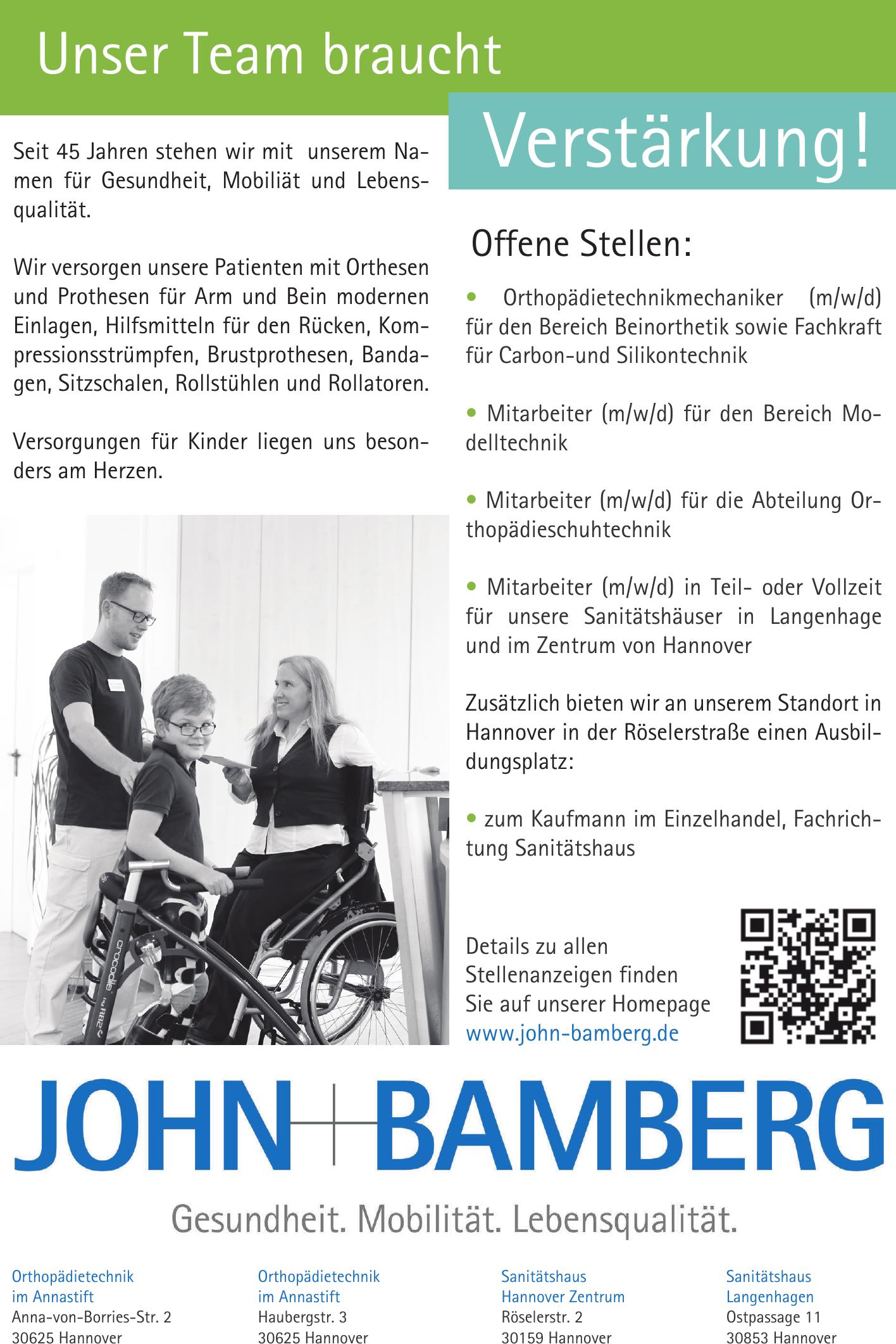 John + Bamberg