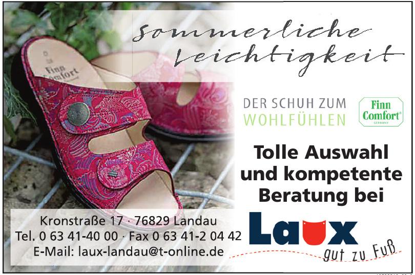 Laux Landau