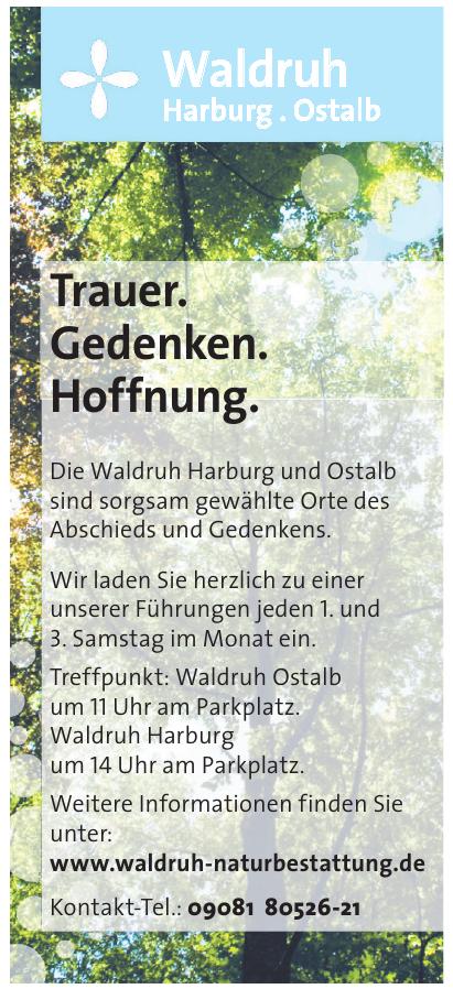 Waldruh