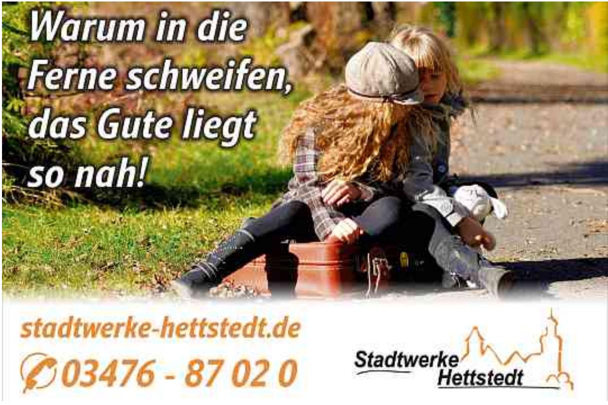 Stadtwerke Hettstedt GmbH