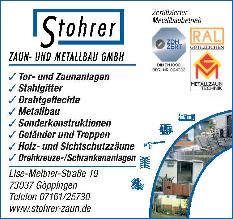 Stohrer Zaun