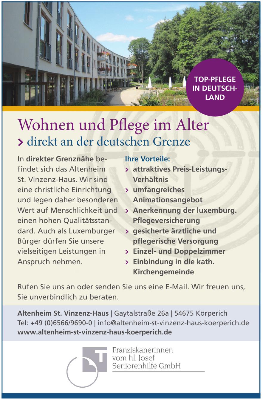 Altenheim St. Vinzenz-Haus