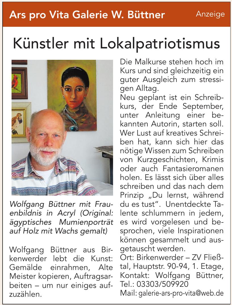 Wolfgang Büttne
