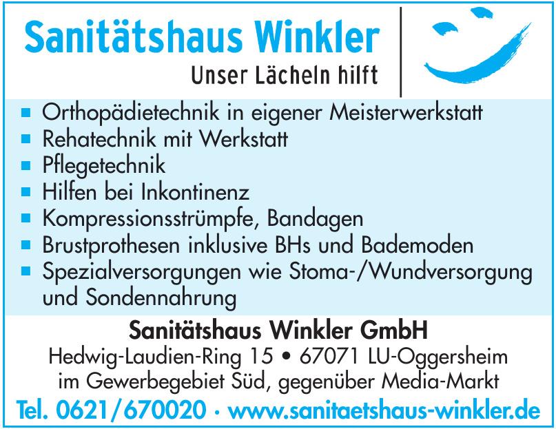 Sanitätshaus Winkler GmbH
