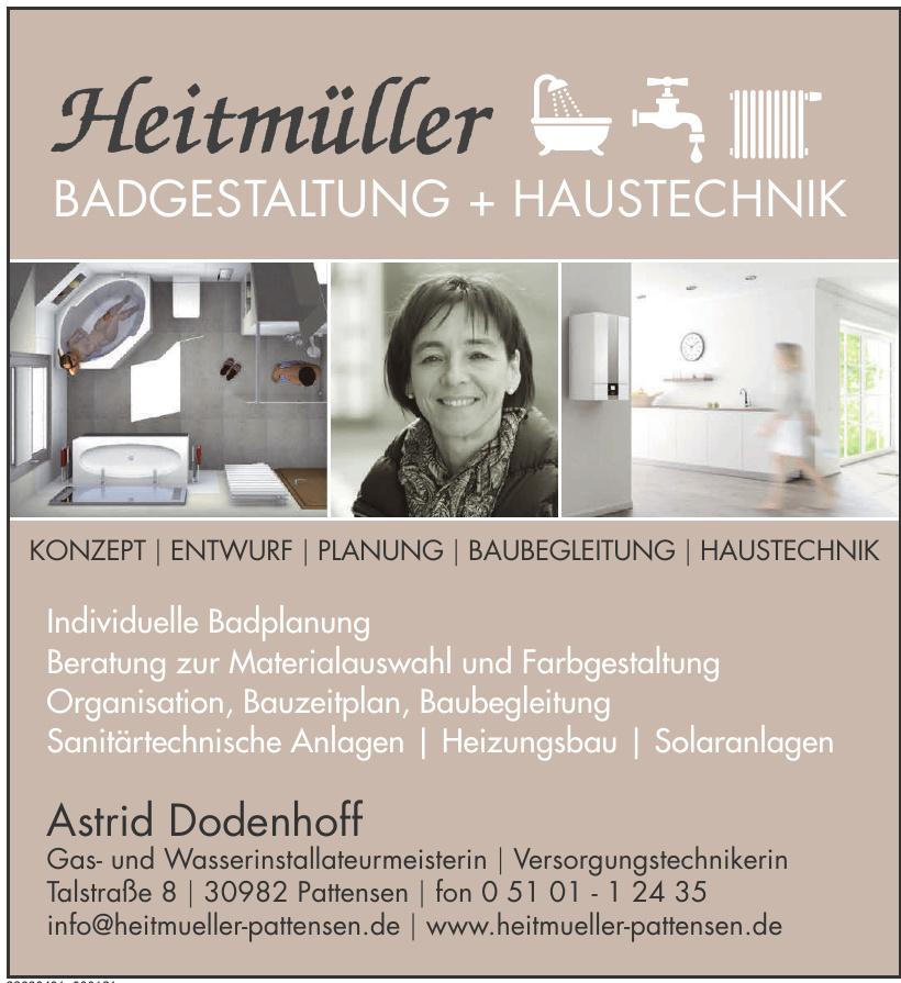Heitmüller Badgestaltung & Haustechnik