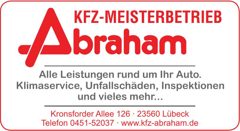 KFZ-Meisterbetrieb Abraham