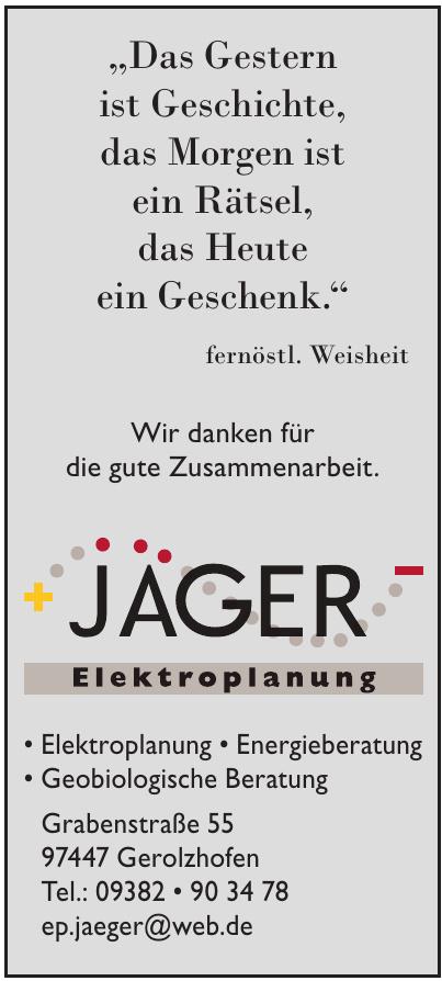 Jäger Elektroplanung