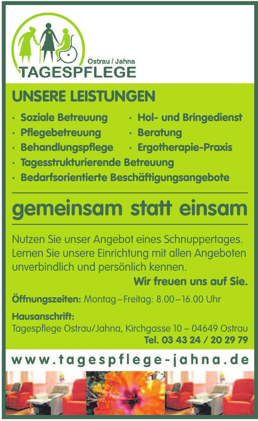 Tagespflege Ostrau/Jahna