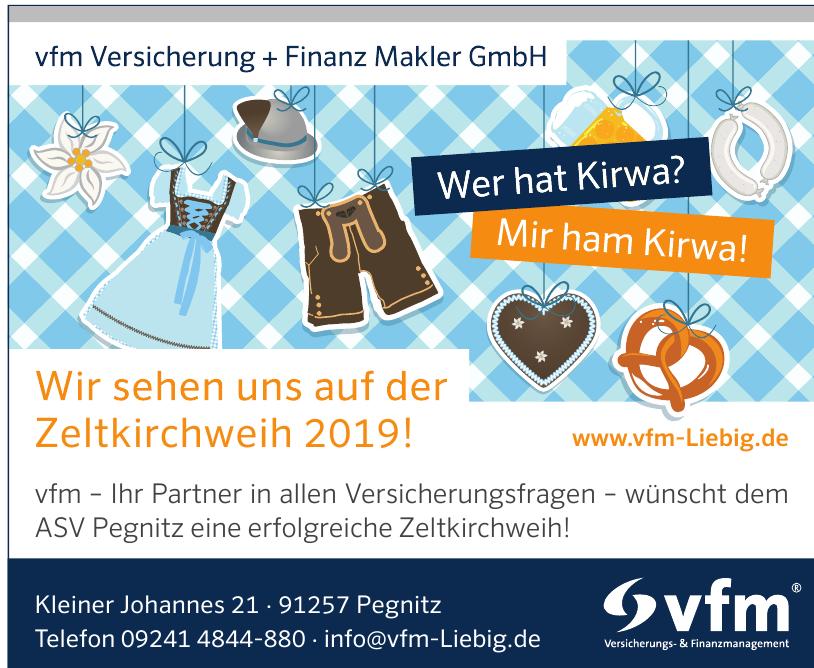 vfm Versicherung + Finanz Makler GmbH