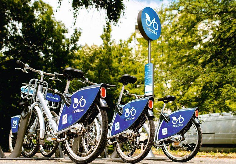 Einmal anmelden und das umweltfreundliche Service von nextbike weltweit in mehr als 300 Städten nutzen!Foto: Nextbike