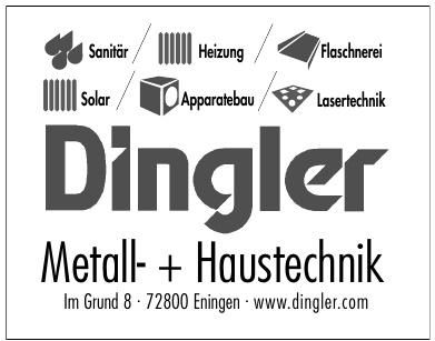 Dingler Metall- + Haustechnik