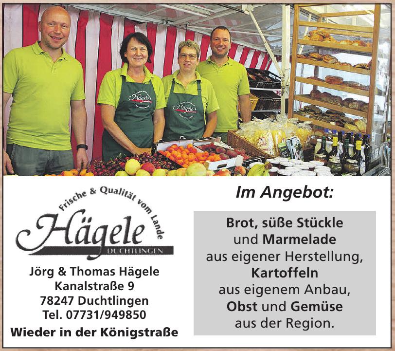 Jörg & Thomas Hägele