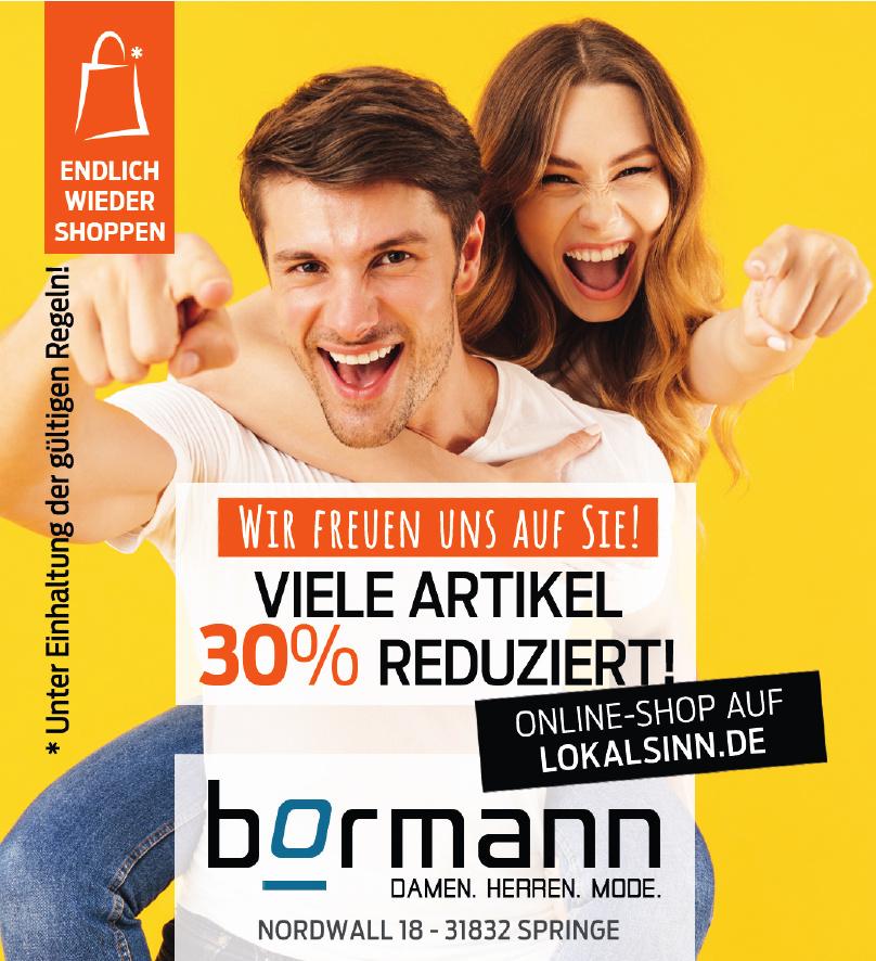 Bormann Mode