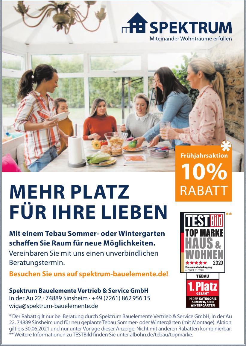 Spektrum Bauelemente Vertrieb & Service GmbH