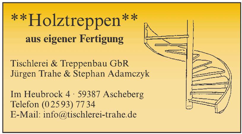 Tischlerei & Treppenbau GbR Jürgen Trahe & Stephan Adamczyk