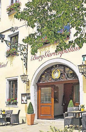 Burggartenpalais Rothenburg o.d.T.