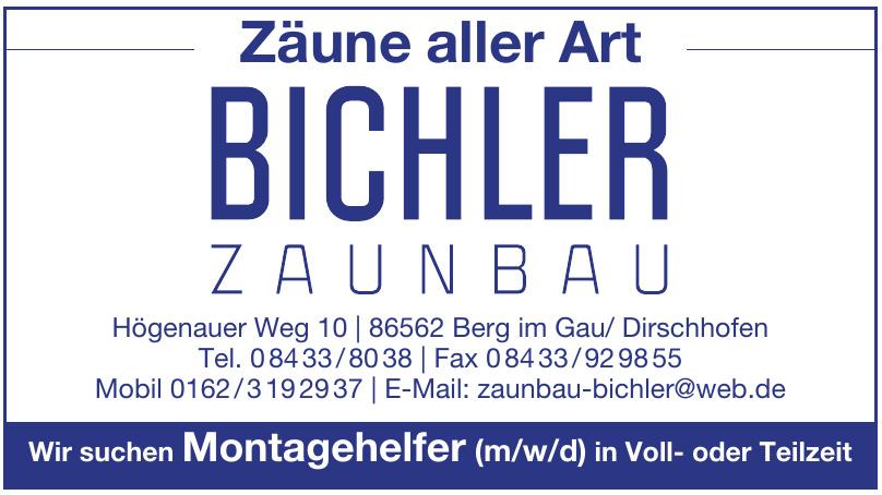Zaunbau Bichler