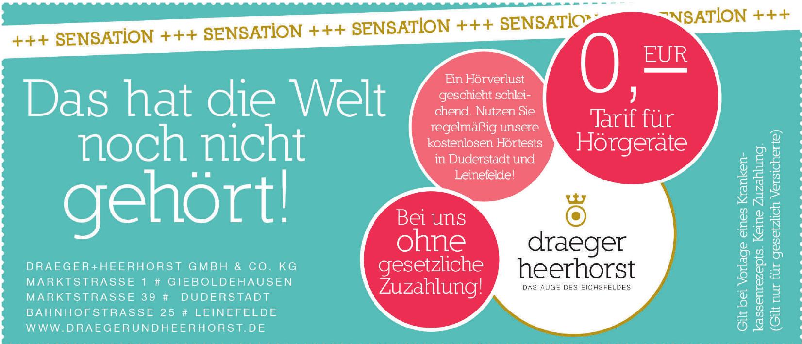 Draeger+Heerhorst Gmbh & Co. KG