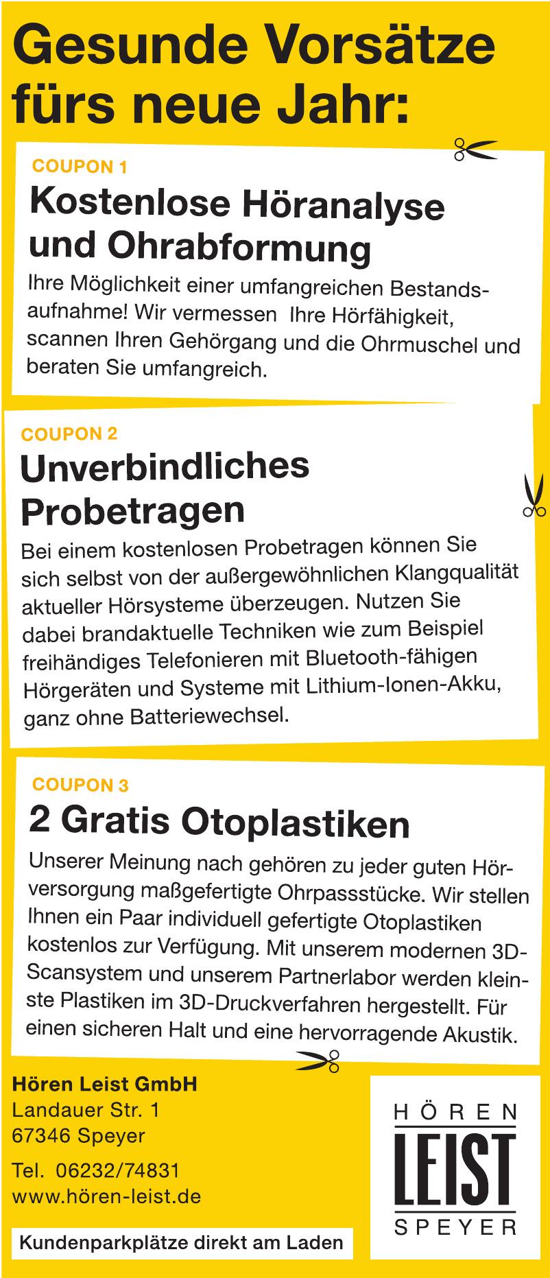 Hören Leist GmbH