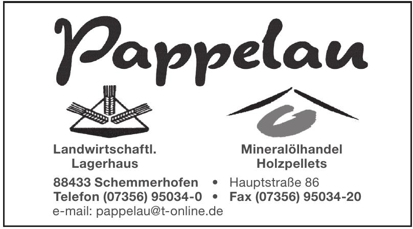 Pappelau