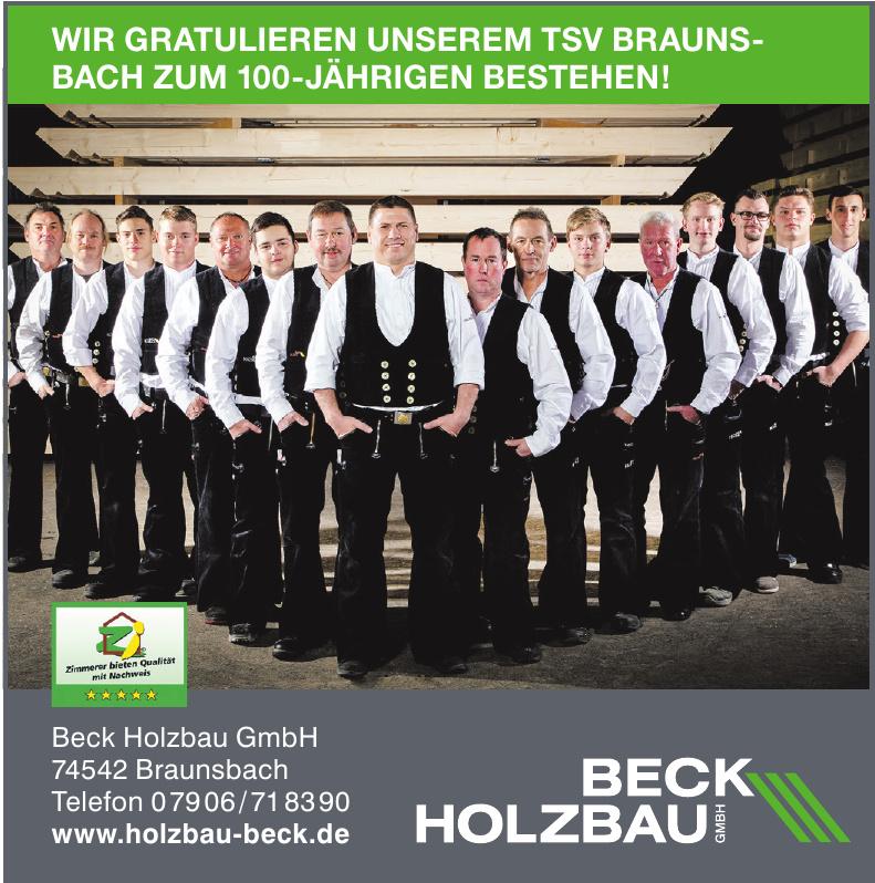 Beck Holzbau GmbH