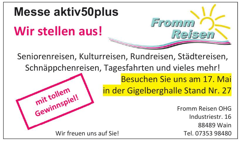 Fromm Reisen OHG