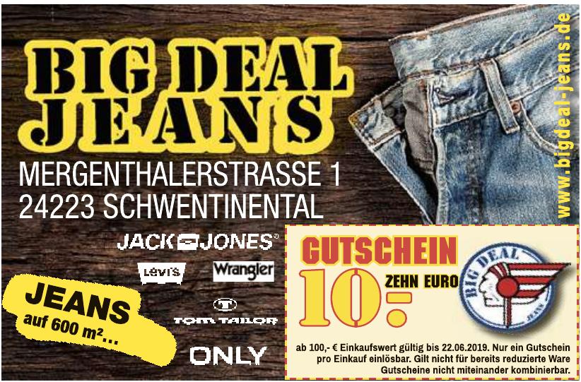 Big Deal Jeans