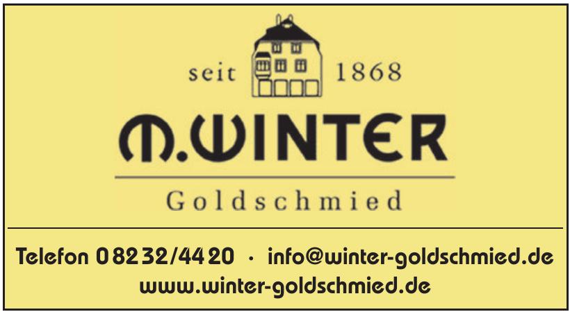 M.Winter Goldschmied