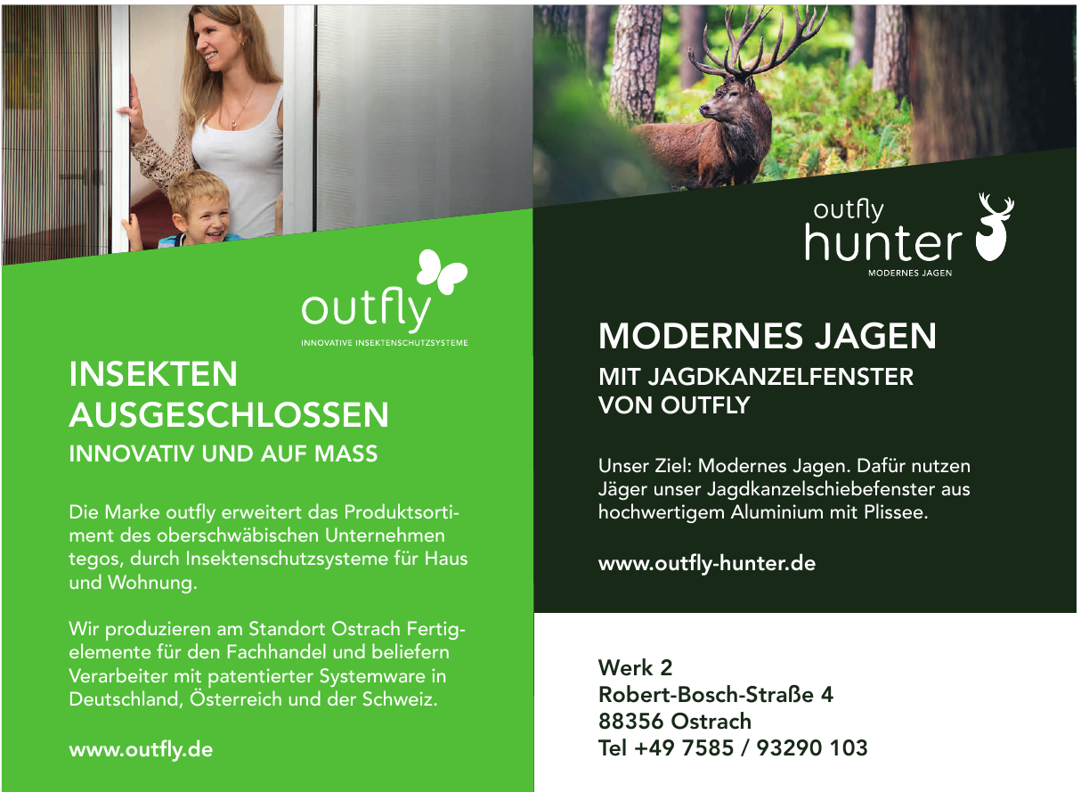 Outfly Hunter